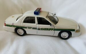 Road Champs Seminole County Sheriff Department Diecast Vehicle 1:43 Scale 1999