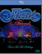 Heart  Friends: Home for the Holidays (Blu-ray Disc, 2014) SEALED GOOD