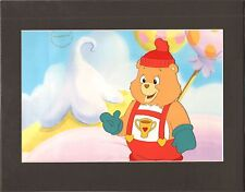 Care Bears Champ Bear Production Cel American Greetings Nelvana Animation