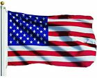 3 x 5 FT USA US U.S. American Flag Polyester Stars Brass Grommets
