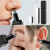USB Elektro Nasen Ohr Gesicht Haarentfernung Trimmer Rasierer