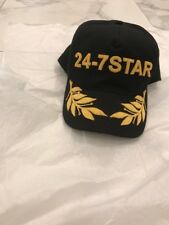new SnapBack DSQUARED HAT 24/7 star embroidery. Exclusive edition!