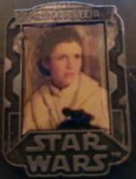 Disney Pin 98573 Star Wars Episode III Collection PRINCESS LEIA U.K. release #