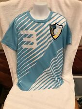 AWESOME Argentina Futbol World Cup Soccer Youth Sz 8 Blue #3 Jersey, VERY NICE!