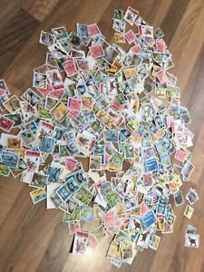RHODESIA stamps 600+ stamps with some duplication #RHO