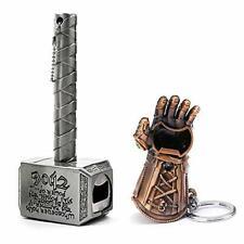 Nidavellir Mjolnir Bottle Opener Thor Hammer Thor Infinity Gauntlet Keychain