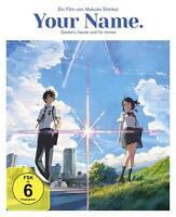 YOUR NAME.-GESTERN,HEUTE UND FÜR IMMER BD+DVD (LTD. EDT.)    2 BLU-RAY NEU