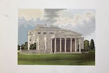Caledon, Ireland. Antique Topographical House Print, Morris Country Seats