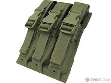 Condor MA37 Triple Mag Pouch OD Green - Tactical Molle Magazine pouch