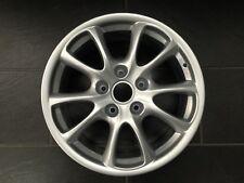 """Genuine Porsche 911 996 GT3 18"""" Front Alloy Wheel MK2 99636213602"""