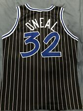 Champion Shaq shaquille o'neal Orlando Magic jersey Vintage NBA Lakers