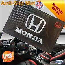 HONDA CAR DASHBOARD NON SLIP GRIP DASH MAT ANTI SLIDE PHONE KEY COINS STICKY