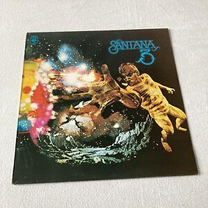 Santana- Santana- Vinyl- Record- LP- UK Unknown release date