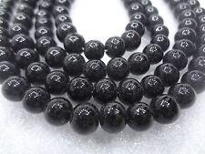 Black Tourmaline Natural Stone JapMala 108+1 Rosary 8 MM AAAAA +++++
