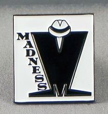 Metal Enamel Pin Badge Brooch Madness Music MOD Scooter Suggs SKA Skins Rock