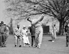 SAM SNEAD 1936 MASTERS Photo Picture AUGUSTA GOLF ROOKIE SEASON Print 8x10 11x14