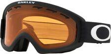 Oakley O Frame 2.0 XS Snow Goggle Matte Black Persimmon Lens
