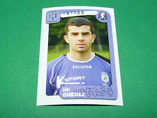 N°117 CHEDLI FC ISTRES OUEST PROVENCE PANINI FOOT 2005 FOOTBALL 2004-2005