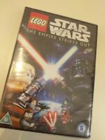 Dvd  STAR WARS  LEGO (New  sealed in English)