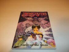3x3 Eyes by Yuzo Takada SC new manga