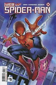 Web Of Spider-Man #5 - Bagged & Boarded
