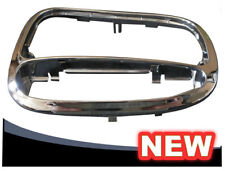 Center Shifter Trim Cover Bezel Chrome Frame For Mercedes Benz C Class W203