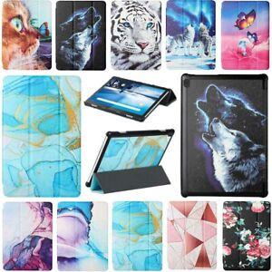 "For Lenovo M8 M10 P11 Pro 8"" 10.1"" 10.3"" 11"" 11.5 Tablet Case Flip Leather Cover"