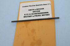 """Smith & Wesson Center Pin For Barrels Over 2"""" M&P, Victory, K-38 Outdoorsman"""