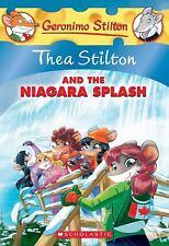 Thea Stilton and the Niagara Splash  (ExLib) by Thea Stilton