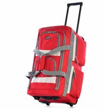 Luggage Wheels Travel Bag Set Rolling Duffel Carry On Suitcase Wheeled Trolley