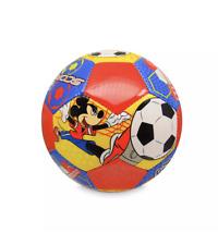 Disney Mickey Score Team Captain Goal Mini Soccer Ball New