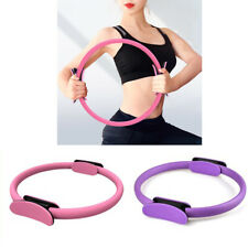 Double Handle Pilates Ring Gym Aerobic Fitness Yoga Circle Indoor Outdoor Women