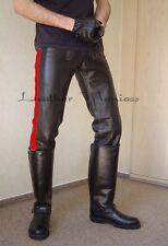Zunfthose Lederjeans Lederhose Zimmermannshose aus Leder leather pants cuir
