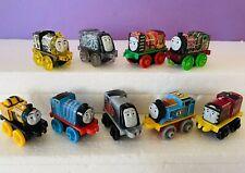 Thomas The Train MINIS Lot Of Mini Trains Engines Thomas and Friends Set Rare