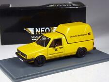 (KI-01-22) Neo Scale Models VW Caddy 1 Deutsche Bundespost in 1:43 in OVP