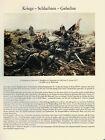 Fahne der 61er, 1871 - Kriege - Schlachten - Gefechte