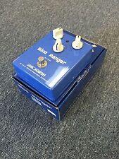 Carl Martin Blue Ranger Overdrive Effect Pedal  Brand New!!