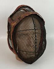 antique Fencing Mask 19th Century