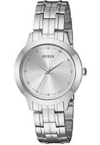 GUESS Women's Stainless Steel Petite Japan Quartz Watch - U0989L1