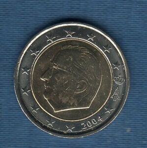 Belgique 2004 2 Euro Pièce neuve SUP SPL provenant d'un Rouleau - Belgium