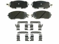 For 2013-2015 Subaru XV Crosstrek Disc Brake Pad and Hardware Kit Front 57752WM