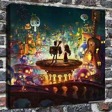 "The book of life poster HD Canvas Print 24""x24"" Home Decor Wall Art Pictures"