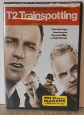 T2 TRAINSPOTTING (DVD 2017) RARE DRAMA SEQUEL BRAND NEW