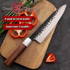 NEW Grandsharp 2019 Gyuto Japanese Handmade Stainless Steel Kitchen Chef Knife