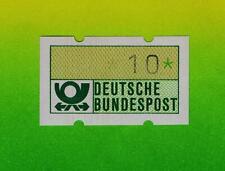 Bund-ATM mindestens 13 orangene Druckstriche senkrecht! Bundesdruckerei-Abart **