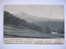 Goatfell & Rosa Road, Arran.  Near Corrie, Brodick, Lamlash etc. (1903)