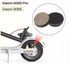 2 Plaquettes de freins pour xiaomi m365 trotinette friction roue plaquette