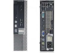 Dell Optiplex 9020 USFF i5 4570S QUAD 2.9GHz 8GB RAM 128GB SSD DVDRW Win 7 PRO
