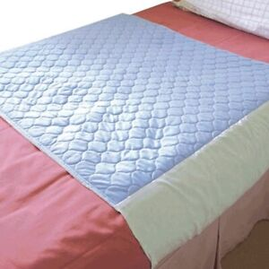 BRAND NEW! Bed Pad - Smart Barrier - With Tuck Ins - Incontinence Bed Pads