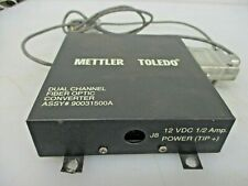 METTLER TOLEDO DUAL CHANNEL FIBER OPTIC CONVERTER 90031500A